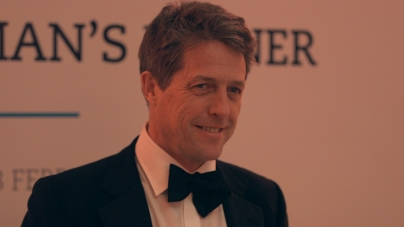 Hugh Grant awarded BFI Fellowship - image