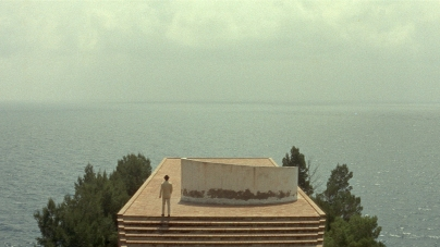 Jean-Luc Godard as Architect