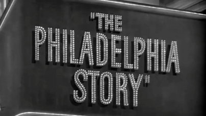 The Philadelphia Story trailer