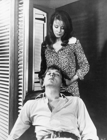Sarah Miles, David Hemmings