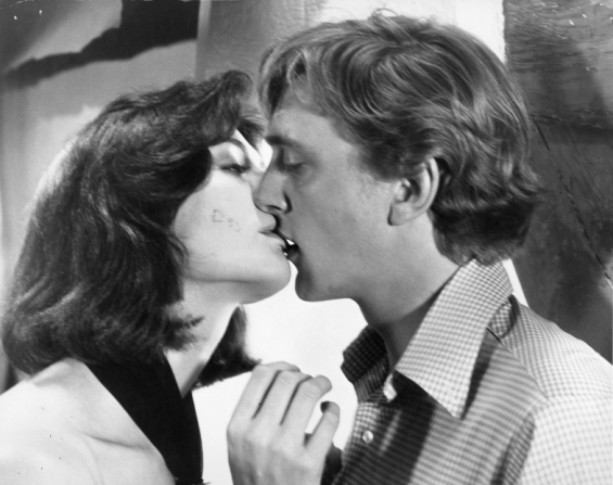 Vanessa Redgrave, David Hemmings