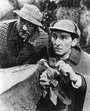 André Morell, Peter Cushing