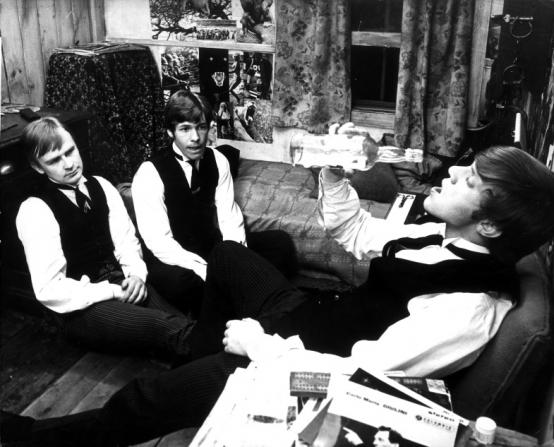 Malcolm McDowell, David Wood, Richard Warwick