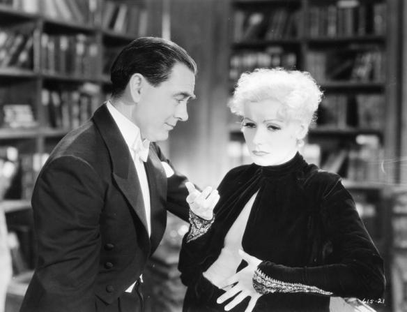 Owen Moore, Greta Garbo