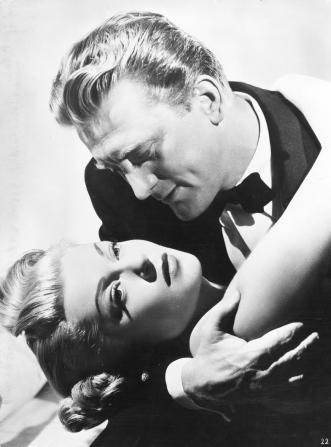Lana Turner, Kirk Douglas