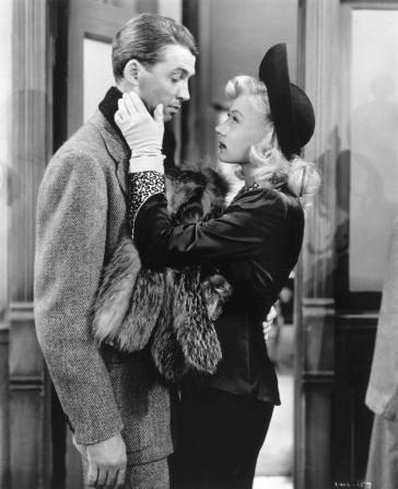 James Stewart, Gloria Grahame