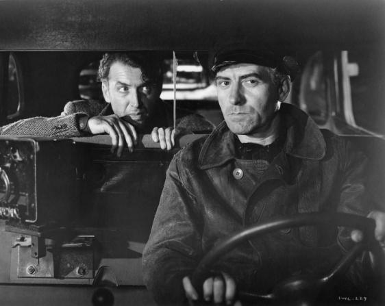 James Stewart, Frank Faylen