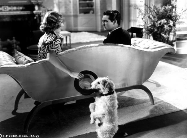 Irene Dunne, Cary Grant