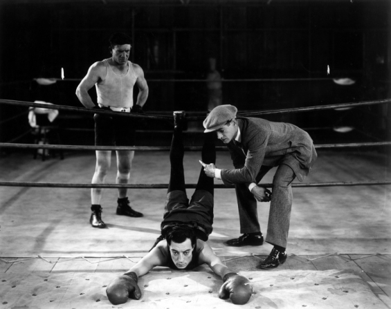 Buster Keaton, Eddie Borden