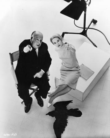 Alfred Hitchcock, Tippi Hedren