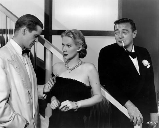 Dan Duryea, June Vincent, Peter Lorre
