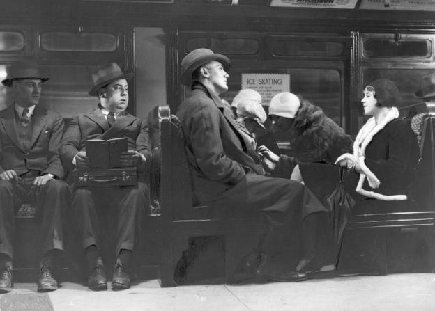Alfred Hitchcock, John Longden, Anny Ondra