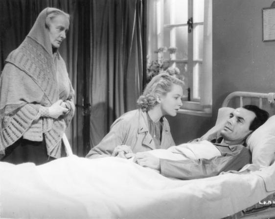 Mary Merrall, Deborah Kerr, Clifford Evans