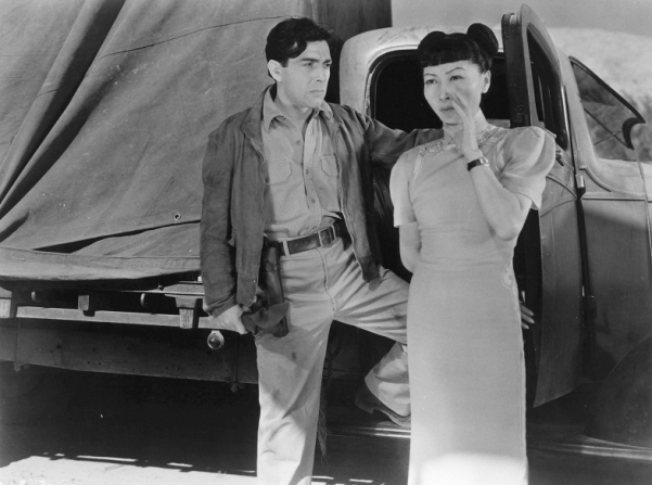 Ned Young, Anna May Wong