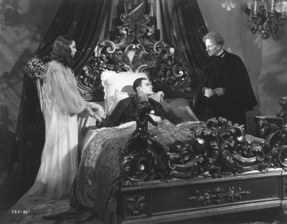 Colin Clive, Valerie Hobson