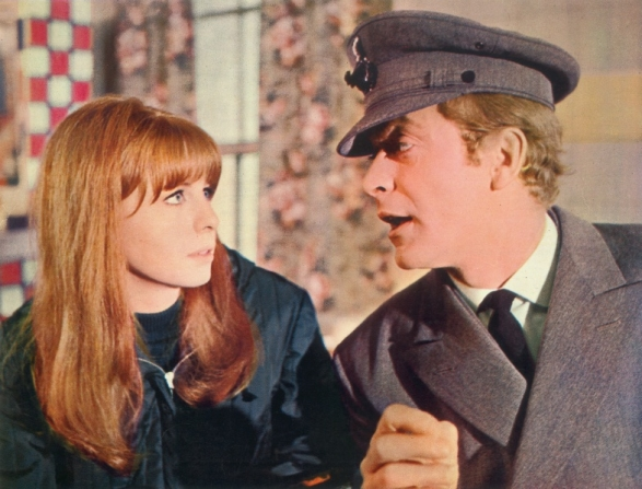 Jane Asher, Michael Caine