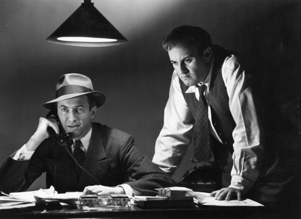 Lee J. Cobb, James Stewart