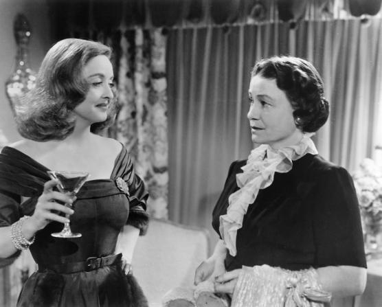 Bette Davis, Thelma Ritter