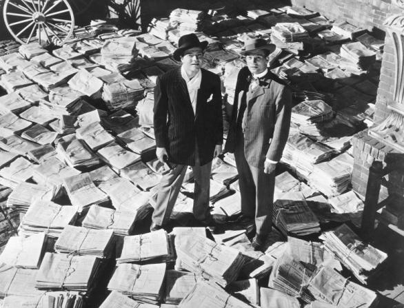 Orson Welles, Joseph Cotten