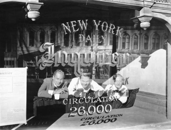 Joseph Cotten, Orson Welles, Everett Sloane