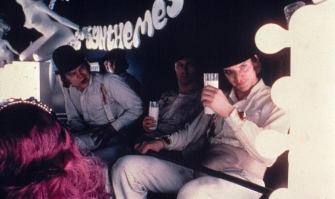 Warren Clarke, Malcolm McDowell