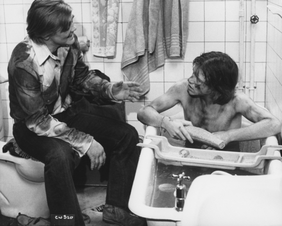 Anthony Booth, Robin Askwith