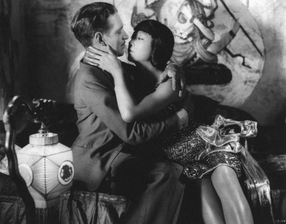 Jameson Thomas, Anna May Wong