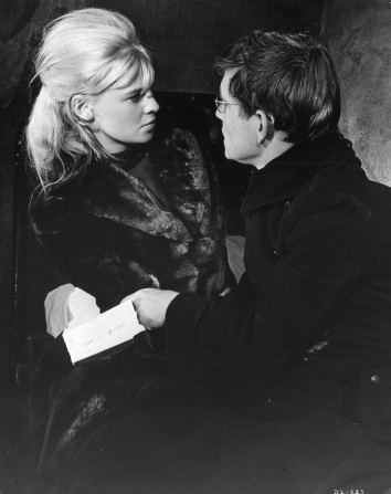 Julie Christie, Tom Courtenay
