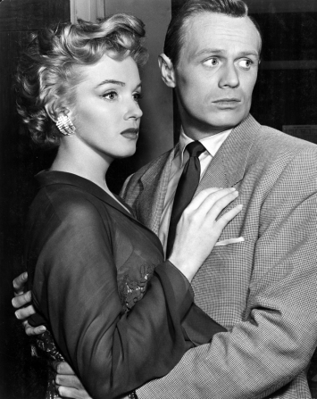 Marilyn Monroe, Richard Widmark
