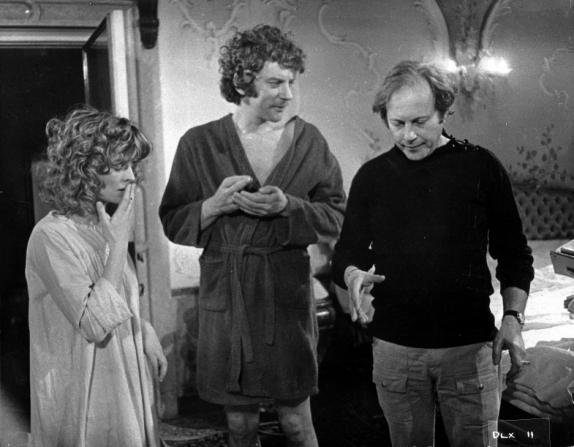 Julie Christie, Donald Sutherland, Nicolas Roeg