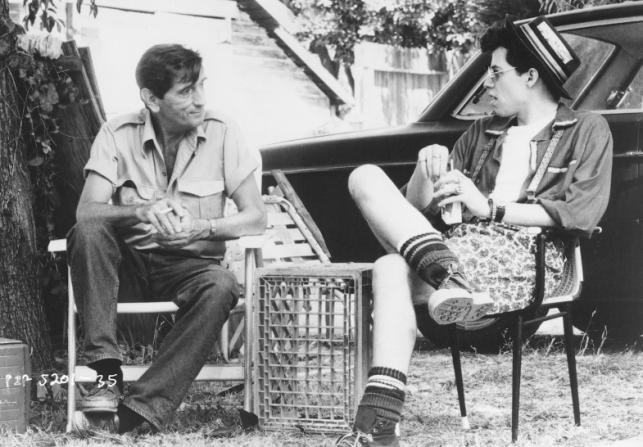 Harry Dean Stanton, Jon Cryer