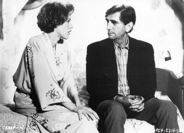 Molly Ringwald, Harry Dean Stanton