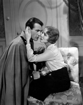 Gary Cooper, Helen Hayes