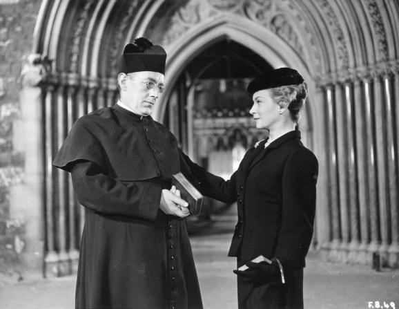 Alec Guinness, Joan Greenwood