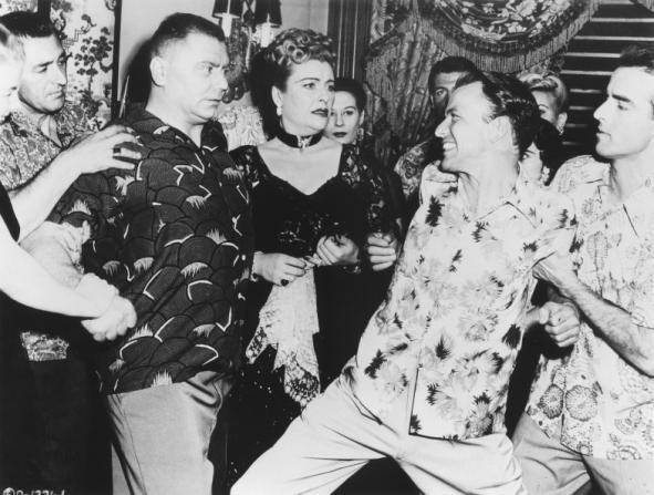 Montgomery Clift, Frank Sinatra, Ernest Borgnine