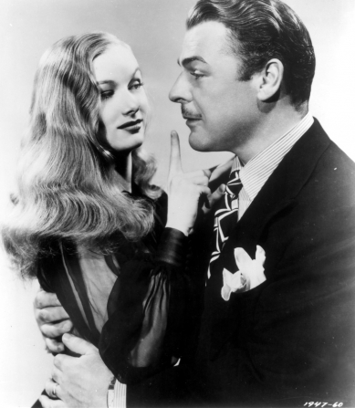Veronica Lake, Brian Donlevy
