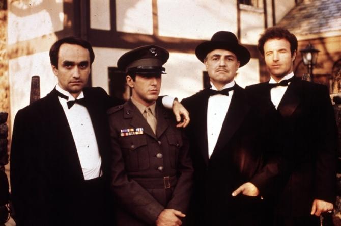 Al Pacino, Marlon Brando, James Caan, Ben Welden