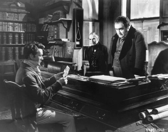John Mills, Ivor Barnard, Francis L. Sullivan