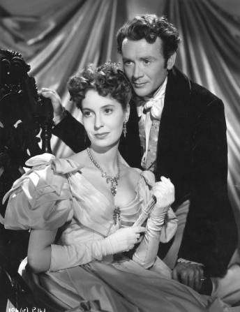 Valerie Hobson, John Mills