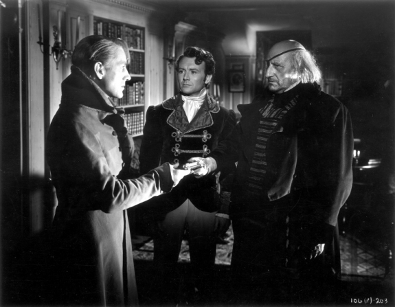 Alec Guinness, John Mills, Finlay Currie