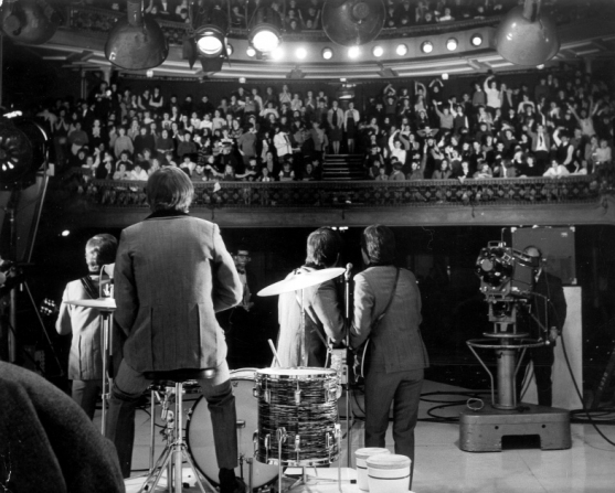 George Harrison, John Lennon, Paul McCartney, Ringo Starr