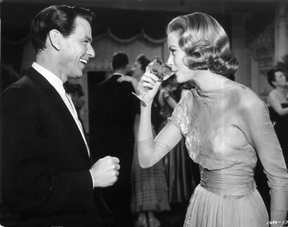Frank Sinatra, Grace Kelly