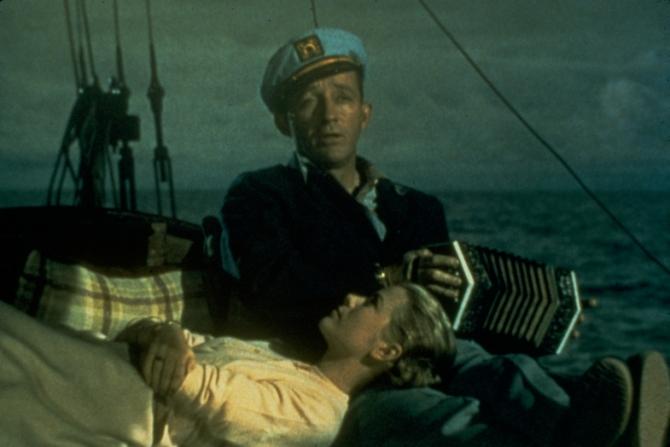 Bing Crosby, Grace Kelly