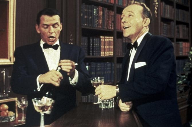 Frank Sinatra, Bing Crosby