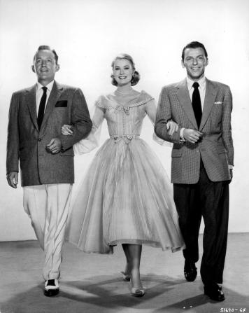 Bing Crosby, Frank Sinatra, Grace Kelly
