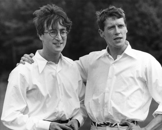 John Lennon, Michael Crawford