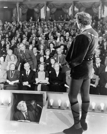 Robert Stack, Jack Benny