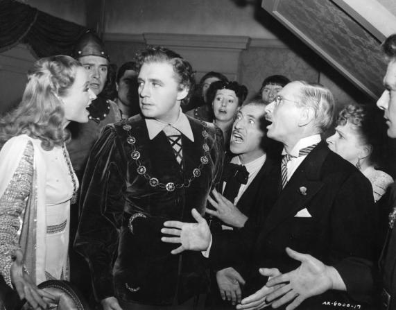 Carole Lombard, Jack Benny