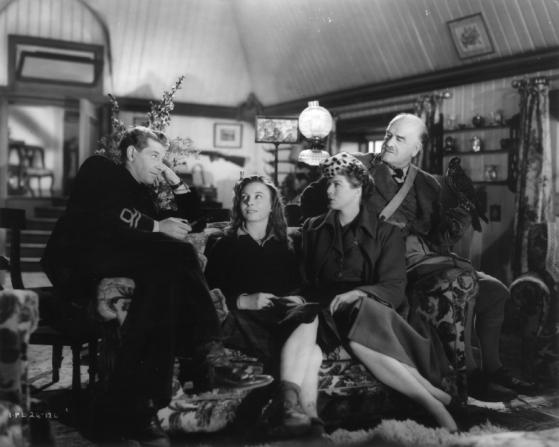 Roger Livesey, Pamela Brown, Wendy Hiller, C.W.R. Knight