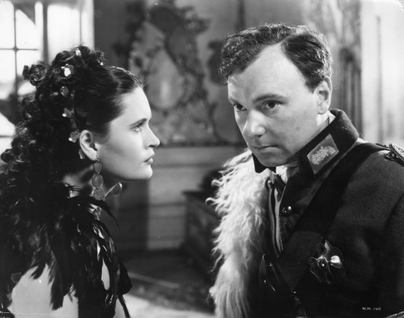 Margaretta Scott, Ralph Richardson